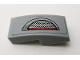 Part No: 11477pb076L  Name: Slope, Curved 2 x 1 No Studs with Headlight Pattern Model Left Side (Sticker) - Set 75910