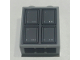 Part No: 3245cpb136  Name: Brick 1 x 2 x 2 with Inside Stud Holder with SW 4 Wall Panels Pattern (Sticker) - Set 10221