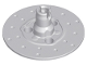 Part No: 35189  Name: Technic, Steering Wheel Hub 3 Pin Holes Round