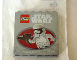 Part No: 59349pb095  Name: Panel 1 x 6 x 5 with Commemorative Toys R Us Force Friday Star Wars September 4th 2015 Promotional Pattern