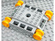 Part No: 59352c01  Name: Duplo Crawler Digger Base 8 x 9 x 2