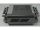 Part No: 59510c01pb07  Name: Electric 9V Battery Box 4 x 11 x 7 PF with Black Grille Pattern (Sticker) - Set 42095