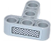 Part No: 60484pb001  Name: Technic, Liftarm 3 x 3 T-Shape Thick with Grille Pattern (Sticker) - Set 42023