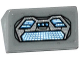 Part No: 85984pb082  Name: Slope 30 1 x 2 x 2/3 with Avengers Quinjet Control Panel Pattern (Sticker) - Set 76032