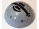 Part No: 86500pb03  Name: Cylinder Hemisphere 4 x 4 with Black AT-DP Pattern