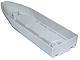 Part No: 92710  Name: Boat Hull Unitary 28 x 8 Base