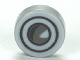 Part No: 98138pb006  Name: Tile, Round 1 x 1 with Headlight Pattern