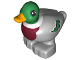 Part No: bb0647c01pb02  Name: Duplo Duck Male