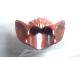 Part No: 10301pb05  Name: Minifigure, Hair Bat Ears and Dark Brown Inner Ear Contour Lines Pattern (SW  Chadra-Fan / Kabe)