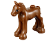 Part No: 11241pb04  Name: Horse, Friends, Foal with Black and White Eyes with No Printed Iris Pattern