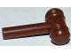 Part No: 11250  Name: Minifigure, Utensil Judge's Gavel
