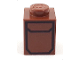 Part No: 3005pb030  Name: Brick 1 x 1 with Pocket Pattern