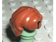 Part No: 59362  Name: Minifigure, Hair Short with Curled Ends