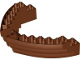 Part No: 64645  Name: Boat, Hull Brick 16 x 10 x 3
