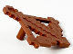 Part No: 65510  Name: Minifigure, Weapon Crossbow with Arrow Pixelated (Minecraft)