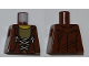 Part No: 973pb1016  Name: Torso Dino Vest with String Pattern