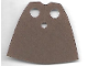 Part No: bb0195  Name: Minifigure, Cape Cloth, Short (Jawa Length)