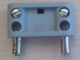 Part No: 2767  Name: Electric, Connector, 2-Way Male Wide