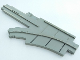 Part No: 2890  Name: Monorail Track Point Left