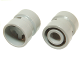 Part No: 30027a  Name: Wheel  8mm D. x 9mm for Slicks, Hole Round for Wheels Holder Pin