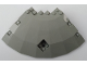 Part No: 30116  Name: Panel 14 x 14 x 2 2/3 Quarter Saucer Top