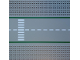 Part No: 30279pb03  Name: Baseplate, Road 32 x 32 8-Stud Straight with Street and Crosswalk Pattern
