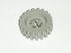 Part No: 3482c04  Name: Wheel with Split Axle Hole with Light Gray Tire 30 x 10.5 Offset Tread (3482 / 2346)