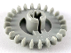 Part No: 3650a  Name: Technic, Gear 24 Tooth Crown (1st Version - Not Reinforced)