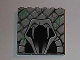 Part No: 3754pb03  Name: Brick 1 x 6 x 5 with Stone and Open Mouth Snake Pattern (4730)