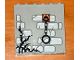 Part No: 3754pb14  Name: Brick 1 x 6 x 5 with Stone, Twig and Shackle Pattern (Sticker) - Set 1382