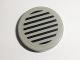 Part No: 4150pb135  Name: Tile, Round 2 x 2 with Black Stripes on Transparent Background Pattern (Sticker) - Set 5541