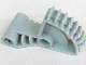 Part No: 41667  Name: Technic, Arm 2 x 5 with 1/4 Gear 8 Tooth Double Bevel