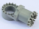 Part No: 4273a  Name: Technic, Axle and Pin Connector Toggle Joint Toothed - Without Slots