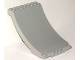 Part No: 43085  Name: Sports Arena Section / Skateboard Ramp