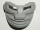 Part No: 44855a  Name: Sports Hockey Mask 2 with Smile and 2 Teeth