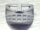 Part No: 45535b  Name: Sports Hockey Mask 6 with 14 Hole Grille