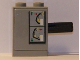 Part No: 4694c01pb03  Name: Pneumatic Switch with Top Studs with Arm Lever Control Pattern (Sticker) - Set 8868
