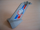 Part No: 4867pb18  Name: Tail Wedge with Shuttle Pattern on Both Sides (Stickers) - Set 6544