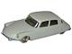 Part No: 603pb01  Name: HO Scale, Citroën DS19 (Citroen)