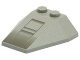 Part No: 6069ps1  Name: Wedge 4 x 4 Triple without Stud Notches with SW X-wing Nose Pattern