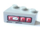 Part No: 6564pb05  Name: Wedge 3 x 2 Right with Taillights Pattern (Sticker) - Set 8479