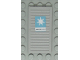Part No: 791pb01L  Name: Window 1 x 3 x 5 Shutter with Maersk Logo Pattern Left Side (Sticker) - Sets 1552-1 / 1651-2