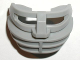 Part No: bb0117  Name: Sports Hockey Mask 1 with 4 Hole Grille (Set 3545)