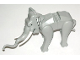 Part No: elephant1c02  Name: Elephant with White Tusks