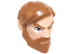 Part No: 21325pb01  Name: Large Figure Head Modified SW Obi-Wan Kenobi Pattern