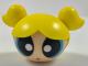 Part No: 31512c03pb01  Name: Minifigure, Head Modified Bubbles
