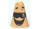 Part No: 54873pb06  Name: Minifigure, Head Modified Patrick with Sunglasses Pattern