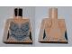 Part No: 973pb0885  Name: Torso PotC Mermaid Sand Blue Scales Pattern