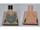 Part No: 973pb0886  Name: Torso PotC Mermaid Sand Green Scales Pattern