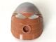 Part No: 32574pb01  Name: Bionicle Mask Rau with Pearl Light Gray Top (Ahkmou)